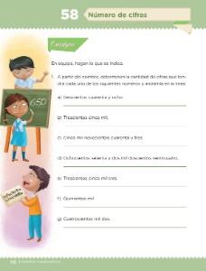 58 Numero De Cifras Ayuda Para Tu Tarea De Desafios Matematicos Sep Primaria Quinto Respuestas Y Explicaciones