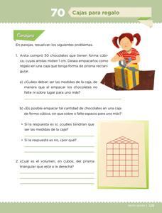 70. Cajas para regalo - Ayuda para tu tarea de Desafíos