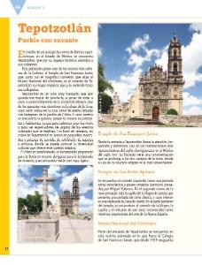 Escribir Un Reportaje Sobre Tu Localidad Ayuda Para Tu Tarea De Español Sep Primaria Sexto Respuestas Y Explicaciones