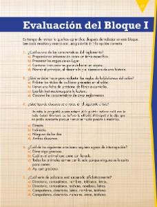 Evaluacion Del Bloque I Ayuda Para Tu Tarea De Espanol Sep Primaria Tercero Respuestas Y Explicaciones