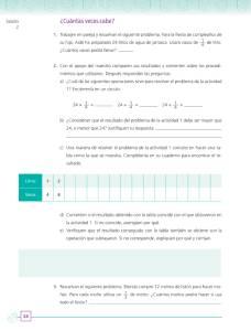 Multiplicación Y División De Fracciones Positivas Ayuda