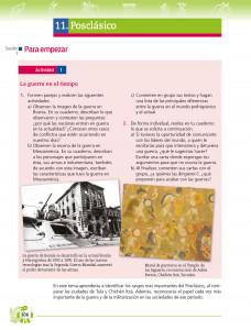 Posclasico Ayuda Para Tu Tarea De Historia Sep Secundaria Segundo Respuestas Y Explicaciones
